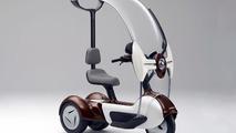 Honda E-CANOPY concept - 10.11.2011