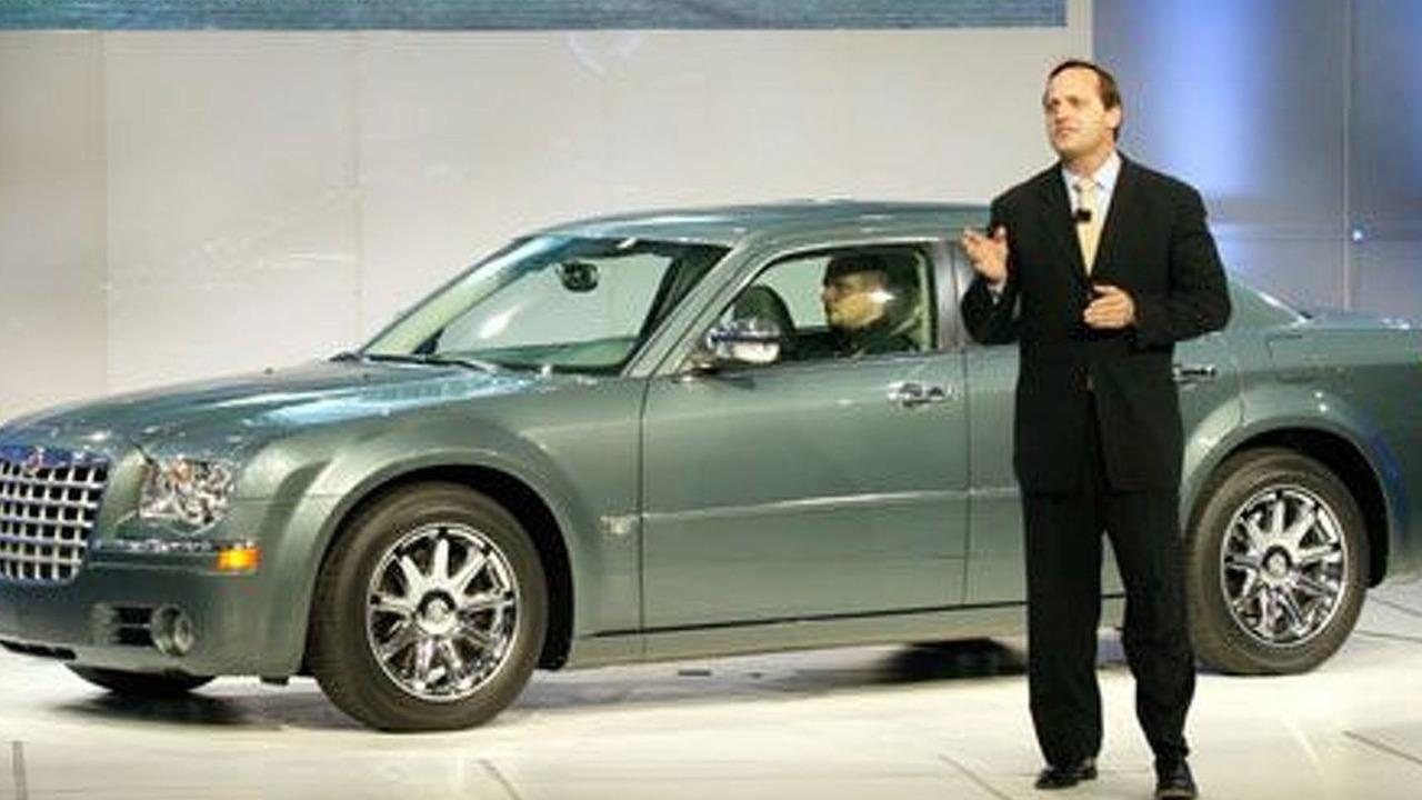 Chrysler 300 at NAIAS