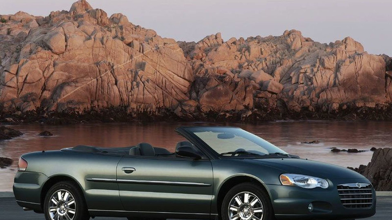 2005 Chrysler Sebring Convertible Limited