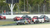 Partenza gara 2, griglia C / Race 2, grid C start