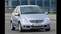 Deutsche Autos vorne