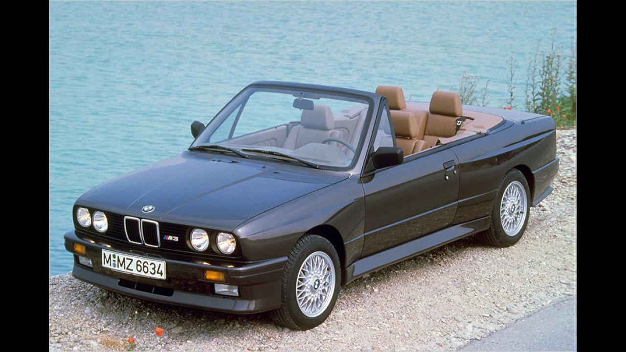 30 Jahre BMW E30 Cabriolet