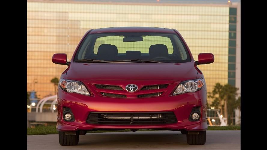 Toyota quer dobrar lucros até 2015