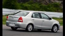 Toyota promete visual mais atraente na próxima geração do Etios