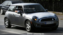 All-Electric Mini Cooper