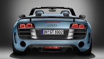 Audi R8 GT Spyder - 13.6.2011