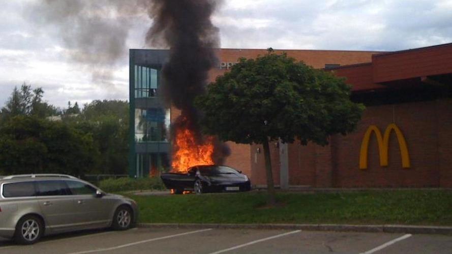 Lamborghini Gallardo recalled over fire risk