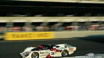 #36 Dauer 962 LM GT: Mauro Baldi, Yannick Dalmas, Hurley Haywood