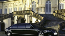 New Mercedes-Benz S 600 Guard Pullman Revealed