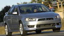 All-new 2008 Mitsubishi Lancer