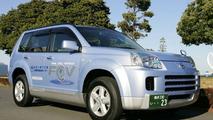 Nissan Pioneers Fuel Cell Limo (JA)