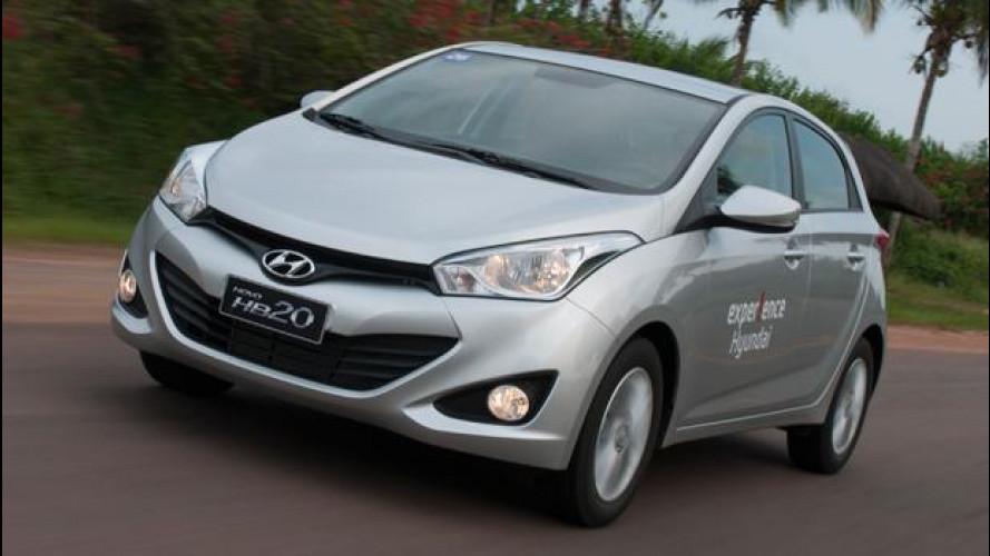 Hyundai HB20 e HB20X