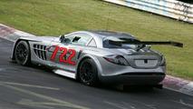 Mercedes McLaren SLR 722 Edition GT