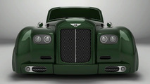 Bentley S3 E Design concept