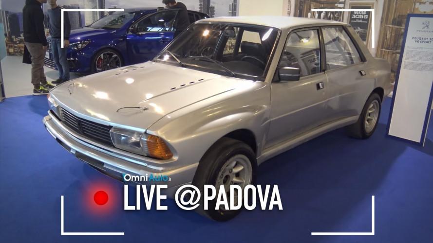 Peugeot, ad Auto e Moto d'Epoca 2017 c'è un'auto mai vista in Italia