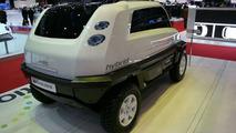 Magna Steyr MILA Alpin Concept at Geneva