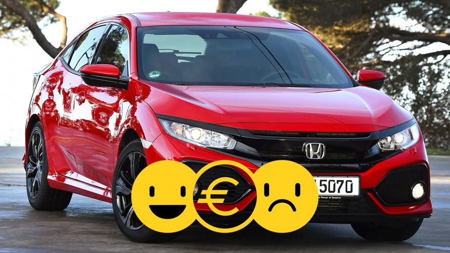 Promozione Honda Civic Fun & Furious, perché conviene e perché no