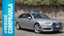 Audi A4 Avant, perché comprarla... e perché no [VIDEO]