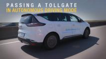 Renault e Sanef per la guida autonoma