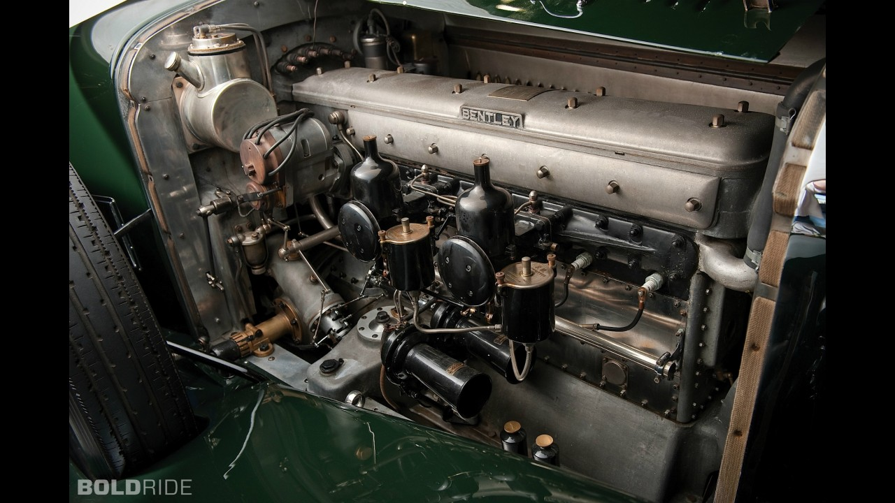 Bentley 8-Litre Open Tourer