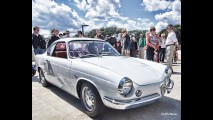 Abarth 850 Allemano Coupe