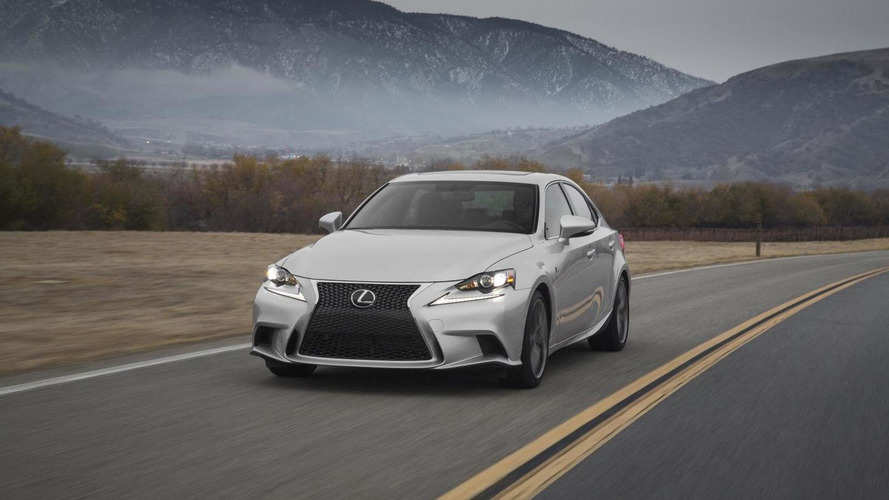 Lexus IS chief engineer hints at a new IS F - report