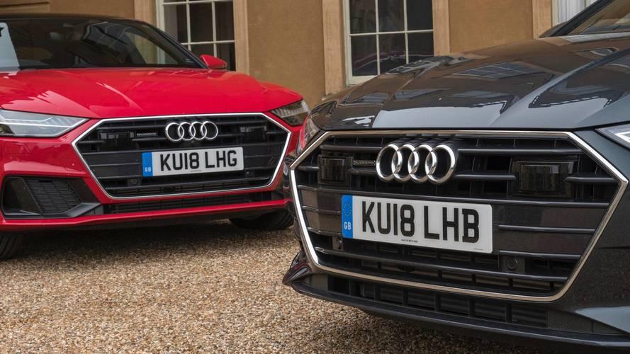 Petrol vs Diesel Audi A7
