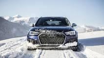 Audi RS4 Avant'ın Polonya'nın Tatra Dağları'ndaki Muhteşem Görüntüleri