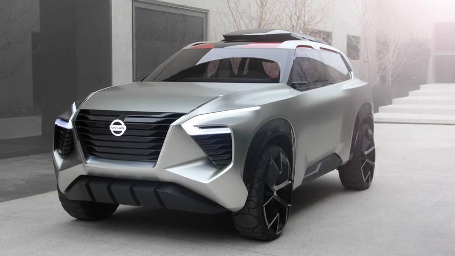 Nissan Xmotion Concept: el SUV de seis plazas del futuro