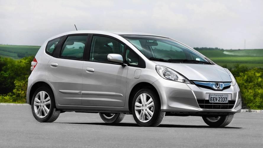 Recall - Honda convoca Fit, City e Goldwing para substituição do airbag