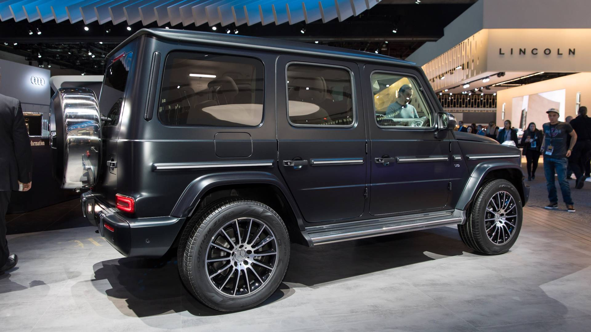 Mercedes G Wagon 2019 Best New Cars For 2018