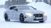 2018 Mercedes-AMG GT Sedan casus fotoğraflar