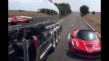 LaFerrari Aperta, Vettel guida la storia delle Rosse [VIDEO]