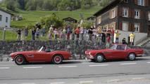 BMW 507 and BMW 3200 Michelotti Vignale