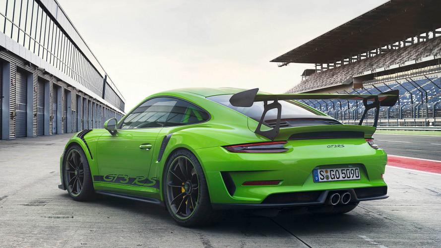 Porsche 911 GT3 RS 2018: la reencarnación de un mito