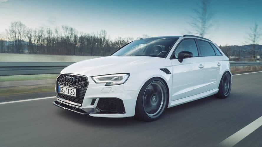 Audi RS3 Sportback, Abt dokunuşuyla inanılmaz hale geldi