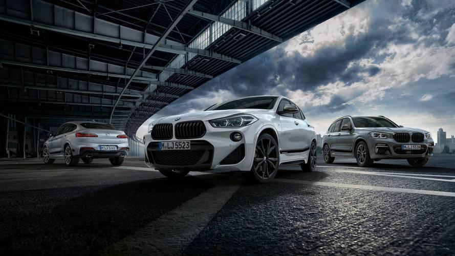 Accesorios M Performance para los SUV de BMW