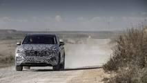 2019 VW Touareg teaser