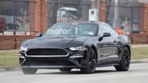 2019 Ford Mustang Bullitt casus fotoğraflar
