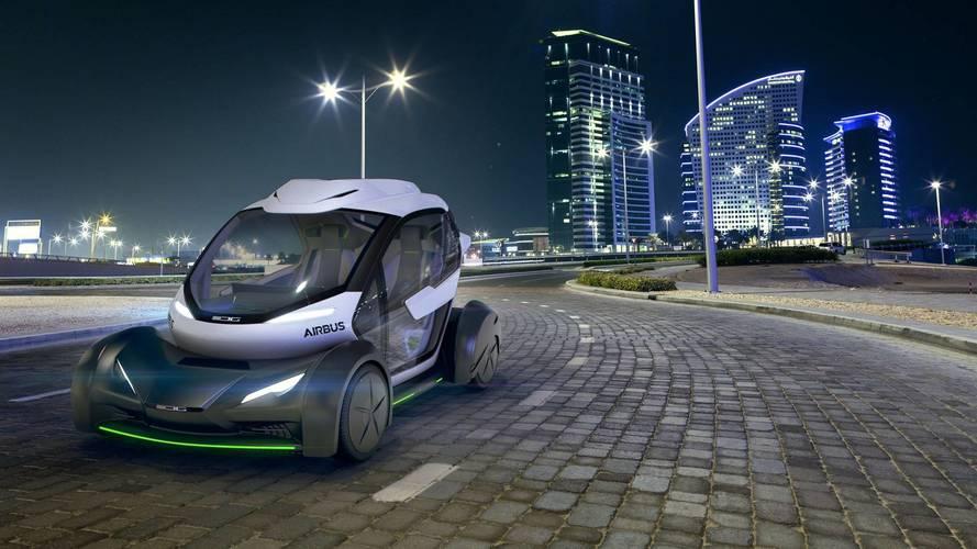 Audi ve Airbus ortaklığı, hava-taksi projesine start verdi