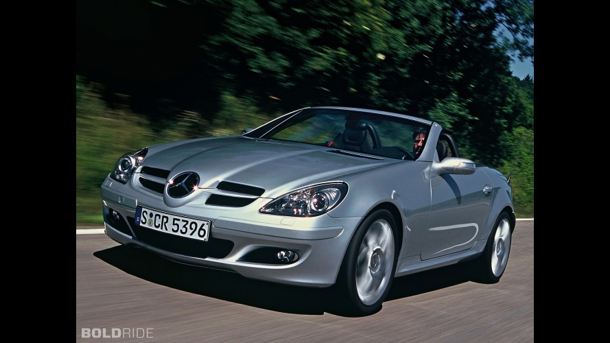 Mercedes-Benz SLK Sports Package