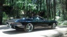 Chevrolet Corvette Custom Convertible