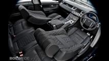A. Kahn Design Range Rover Sport RS300 Cosworth Bali Blue