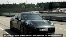2017 Porsche Panamera, Nürburgring'deki en hızlı sedan