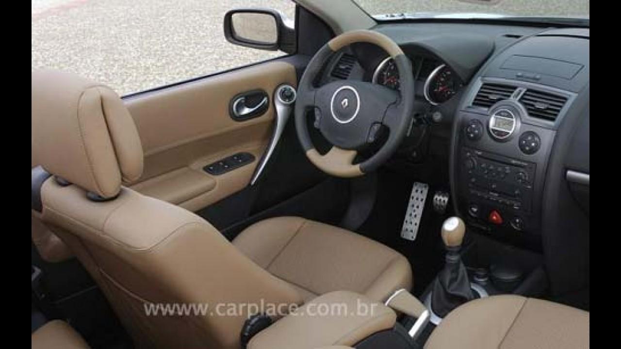 Renault Megané Conversível é lançado na Argentina e chega ao Brasil em 2008
