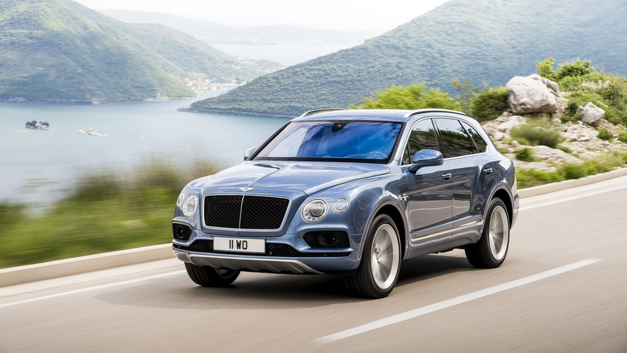 Bentley Bentayga already recalled for loose seat and instrument panel