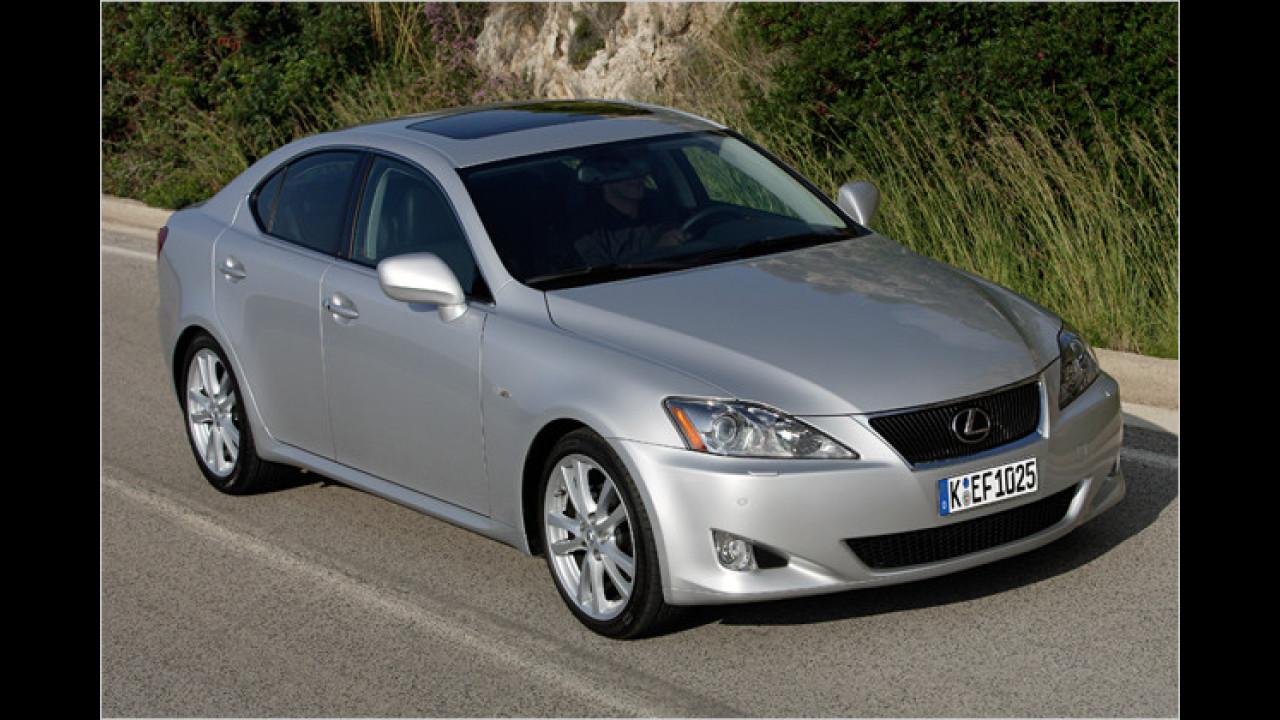 Lexus IS 250 Automatik