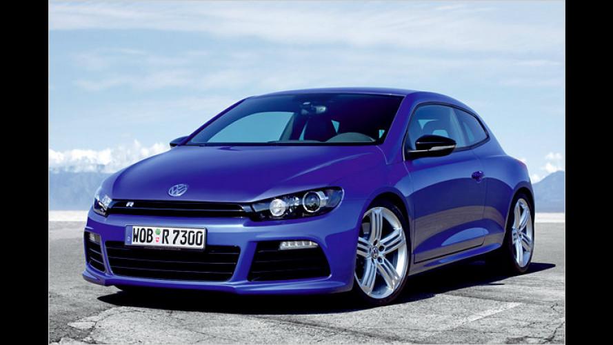Das R ist da: VW stellt den Sport-Scirocco vor