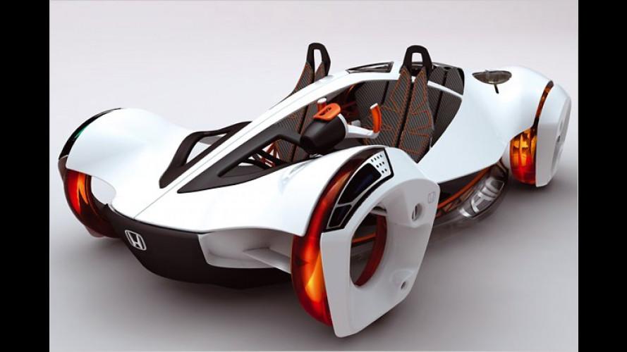 Design Challenge 2010: Der Mercedes aus der Gärtnerei