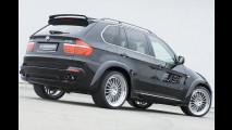 BMW X5: Gleißender Blitz